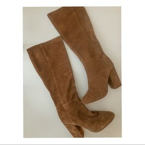 Urban Outfitters Brown Suede Women's boots